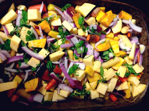 roasted vegetables 2
